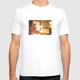 Roses for Dick T-shirt