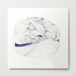vulpecula Metal Print