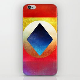 Ace of Diamond iPhone Skin