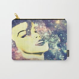 Baby, You're A Star : Pastel Galaxy Carry-All Pouch