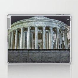 Jefferson Memorial - Side View Laptop & iPad Skin