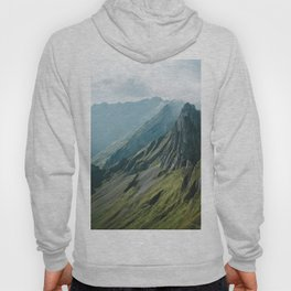 Wild Mountain - Landscape Photography Hoody