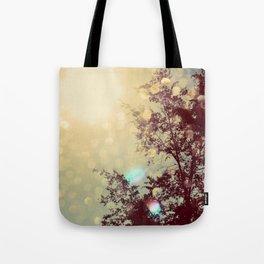 golden sky Tote Bag
