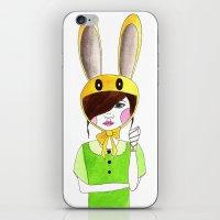 zelda iPhone & iPod Skins featuring Zelda by okayleigh