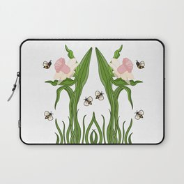 Buzzed Daffodils Laptop Sleeve