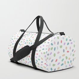 Color Oval Dots Duffle Bag