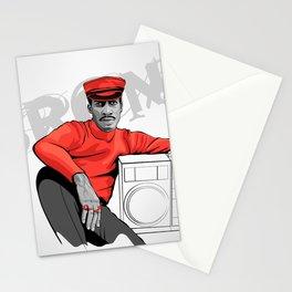 Grandmaster Flash - TrincheraCreativa Stationery Cards