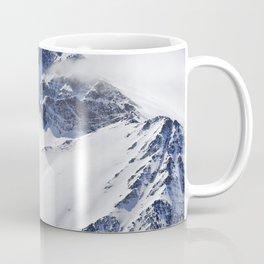 """Big mountains"". Aerial photography Coffee Mug"