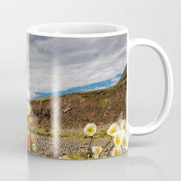 Icelandic Poppies III Coffee Mug