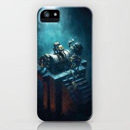 Goblin Attack iPhone Case