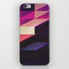 synthblyck iPhone Skin