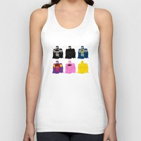bats Tank Tops featuring Bats! by Giovanni Costa
