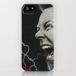 'James Wrath' iPhone Case