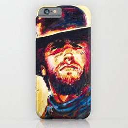 Pull Your Pistols iPhone Case