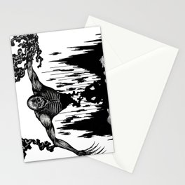 The Monster Within Stationery Cards