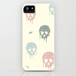 Love You To Death iPhone Case