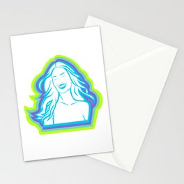 Jolie 17 Stationery Cards