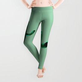 Double green Leggings