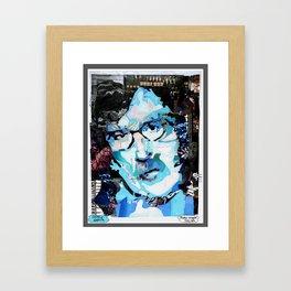 Cool Ages IX Framed Art Print