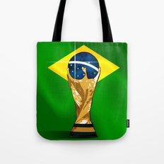 Brazil 2014 Tote Bag