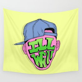 Fresh Prince of Bel Air Wall Tapestry