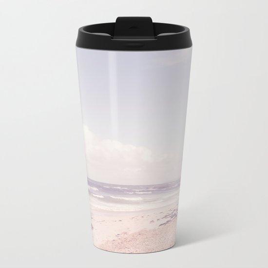 SEAL BEACH Metal Travel Mug