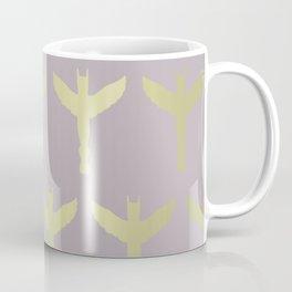 gold totem Coffee Mug