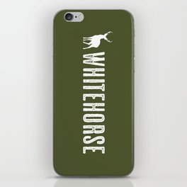 Deer: Whitehorse, Yukon iPhone Skin