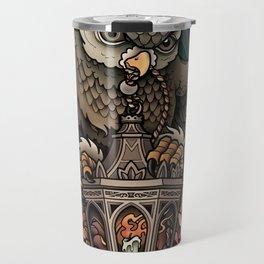 Owl Lantern Travel Mug