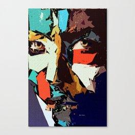 Female Expressions XLIII Canvas Print
