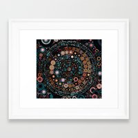carousel Framed Art Prints featuring :: Carousel :: by :: GaleStorm Artworks ::