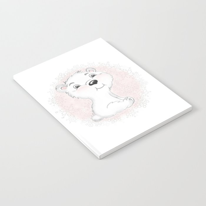 Polar Bear Notebook