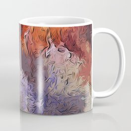 Abstract Universe Coffee Mug