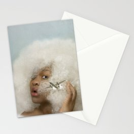 Daily Disturbances Stationery Cards