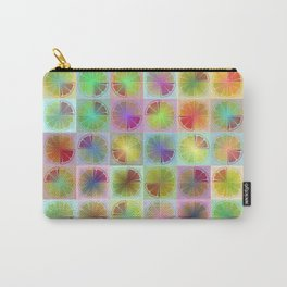 Four citrus fruits pattern Carry-All Pouch
