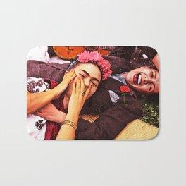 Frida y Chavela Bath Mat