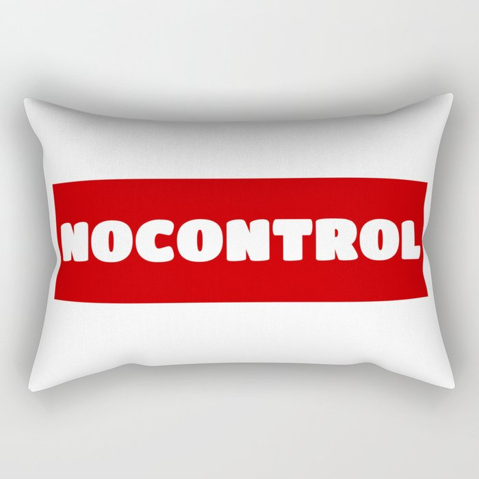 NoControl Rectangular Pillow