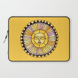 The Sun was incapable of making plans Laptop Sleeve