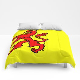 Flag of South Holland Comforters