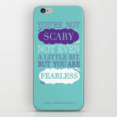 Monsters Inc. iPhone & iPod Skin