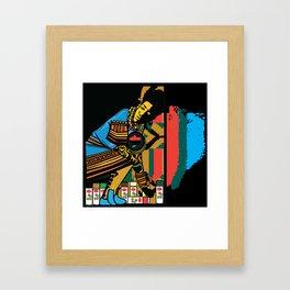 internationally known Framed Art Print