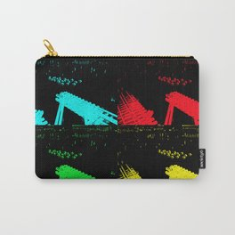 Phosphorescent Dream Carry-All Pouch