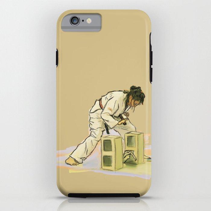 Broken Brick iPhone Case
