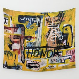 Winter Honor Wall Tapestry