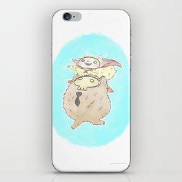 Gael and Elmer iPhone Skin