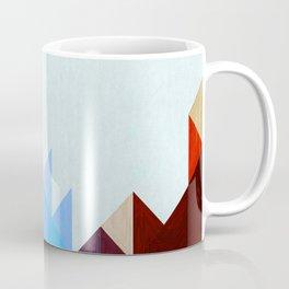 Red Peaks Coffee Mug