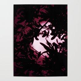 Merlot Moon Poster