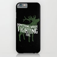 Something Worth Fighting For iPhone 6s Slim Case