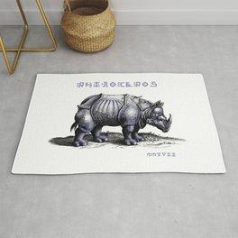 Rinoceros Rug