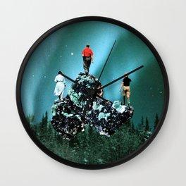 Lightshow Wall Clock
